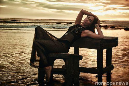 Меган Фокс снялась в рекламе нижнего белья Fredericks (весна-лето 2018)