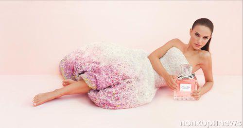 Первый взгляд на Натали Портман в рекламе аромата Miss Dior