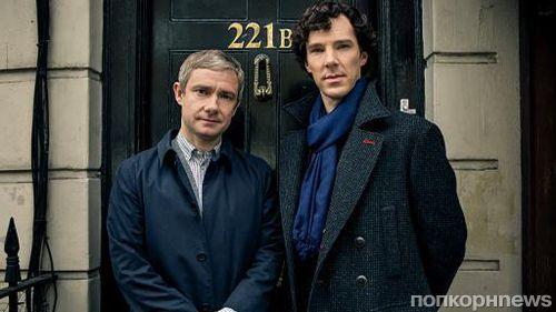 Марк Гатисс намекнул на смерть одного из героев в 4 сезоне «Шерлока»