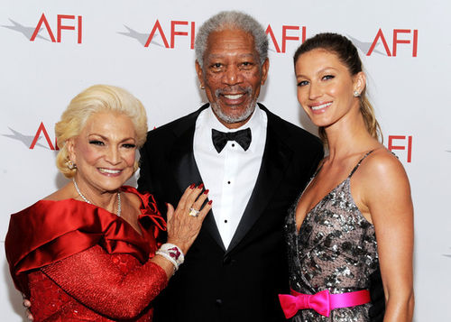 Звезды на церемонии AFI Life Achievement Award