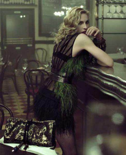 Louis Vuitton отказались от Мадонны