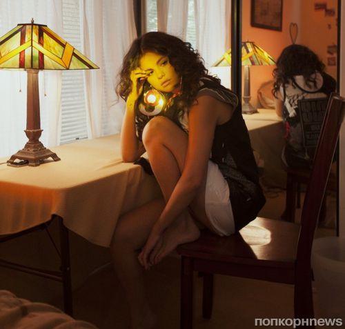 Селена Гомес в журнале Wonderland. Сентябрь 2015