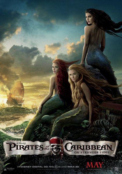 """Промо-ролик к фильму """"Пираты Карибского моря: На странных берегах"""""""