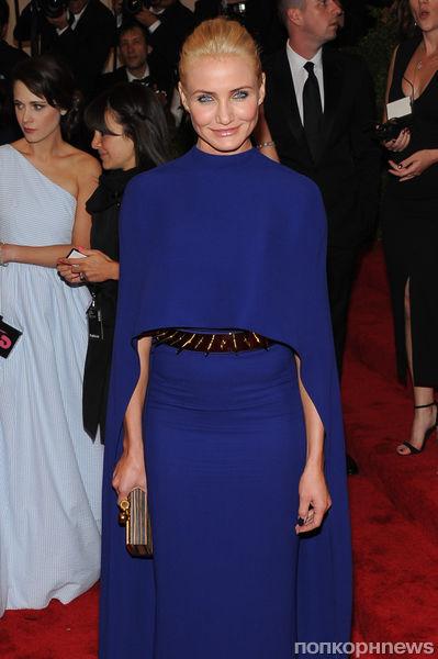 Камерон Диаз стала креативным директором модного бренда
