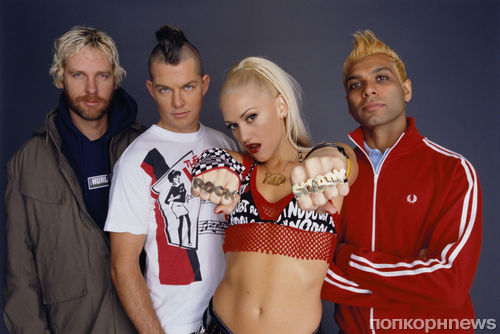 Группа No Doubt готовит новый альбом