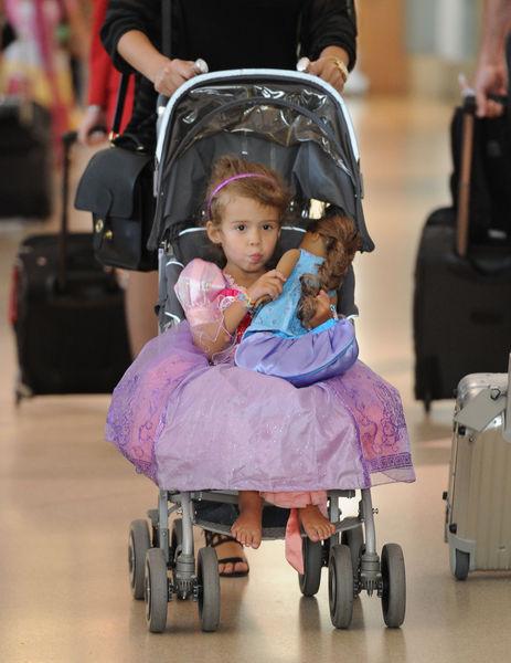 Дочери Джессики Альбы исполнилось 3 года
