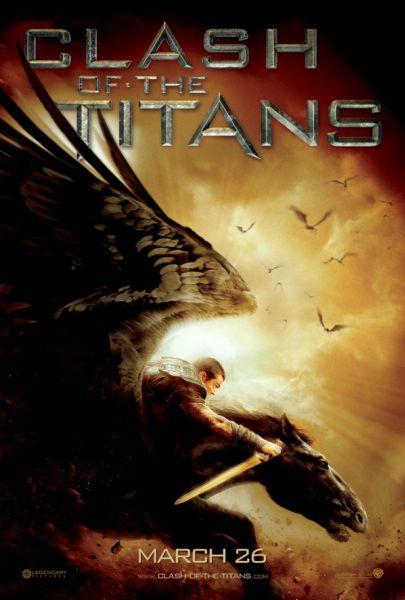 Дублированный трейлер фильма «Битва Титанов»