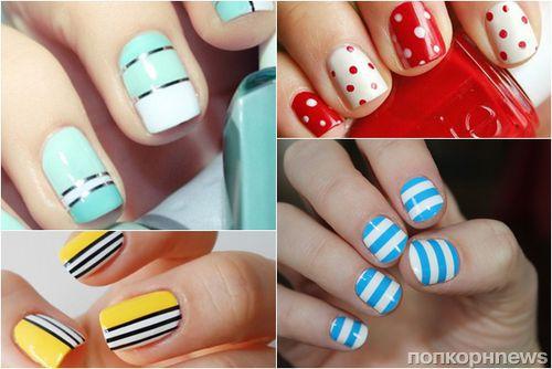 Модный дизайн ногтей на выпускной 2015: фото идей маникюра