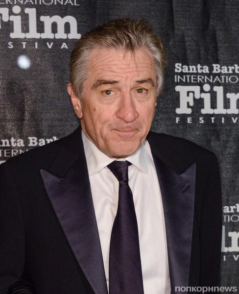 Роберт Де Ниро получил награду за актерское мастерство