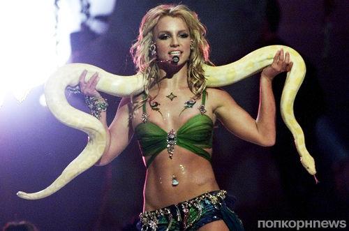 Концертные костюмы Бритни Спирс продают на eBay за миллион долларов