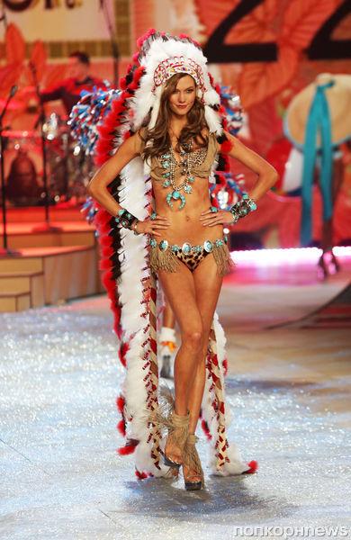 Victoria`s Secret обвинили в оскорблении индейской культуры