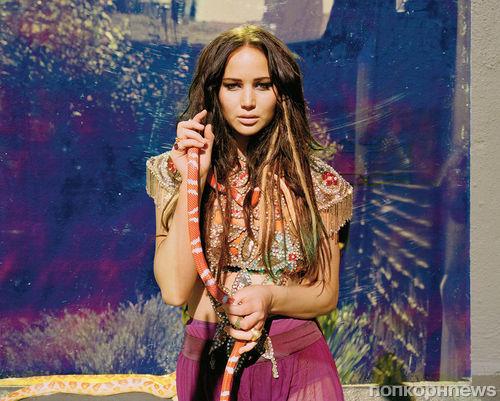 Голливудские героини в журнале The New York Times Magazine. Декабрь 2012