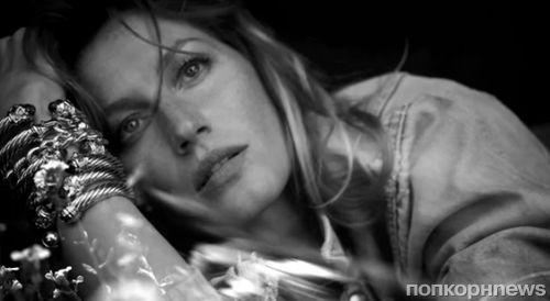 Жизель Бундхен в рекламном ролике David Yurman. Осень / зима 2012-2013