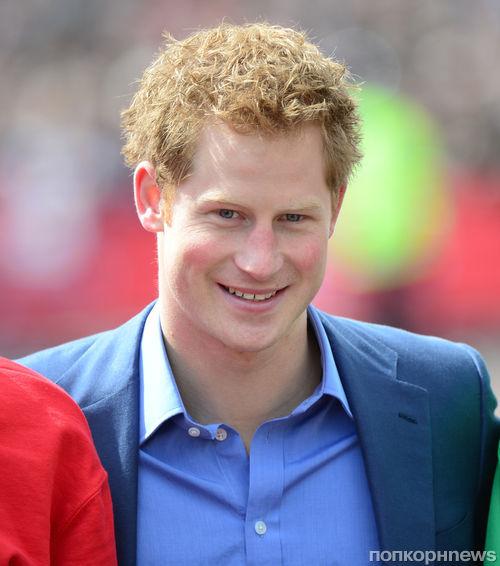 Королева не добавила принца Гарри в друзья