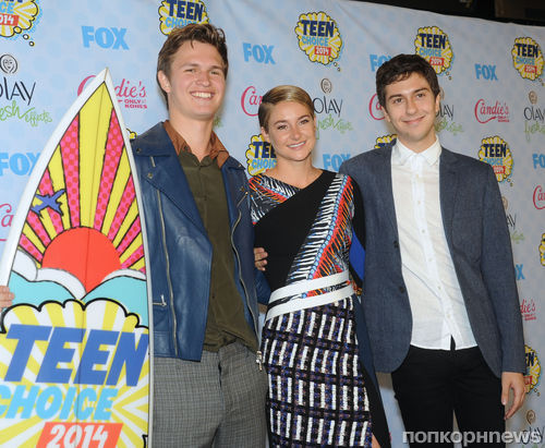 Церемония Teen Choice Awards 2014