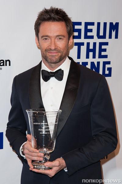 Хью Джекман получил награду за актерскую работу