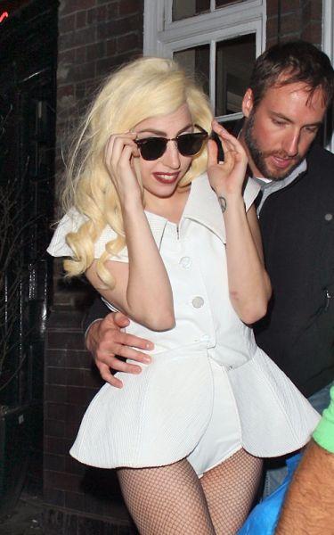 Lady GaGa в Лондоне. 06/12