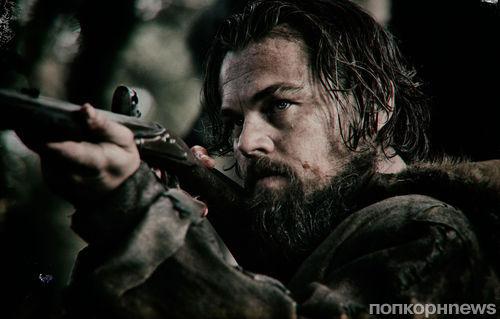 """Леонардо Ди Каприо и Том Харди в трейлере фильма """"Выживший"""""""