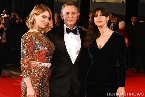 Фото: звезды на премьере «007:СПЕКТР» в Лондоне