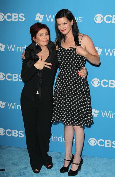 Звезды на вечеринке CBS Fall Premiere