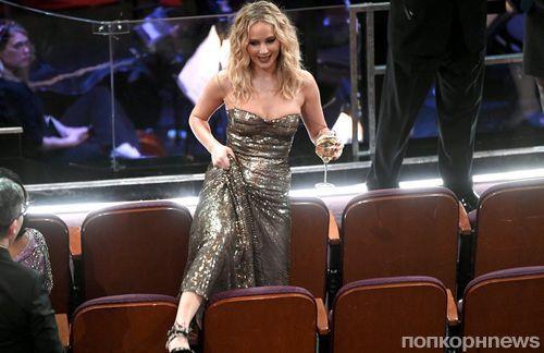 Фото: яркие моменты «Оскара» 2018, которые остались за кадром