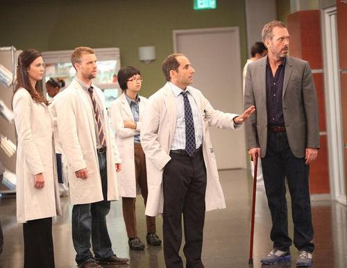 Промо-видео 6 эпизода 8 сезона сериала «Доктор Хаус»
