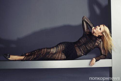 ������ ������� � ������� Harper's Bazaar ��������������. ������� 2015