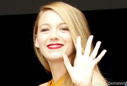 Блейк Лайвли стала лицом L'Oréal Paris