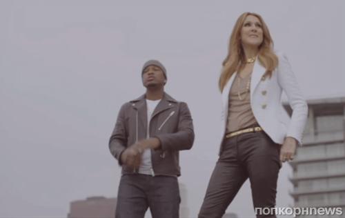 Новый клип Селин Дион и Ne-Yo - Incredible