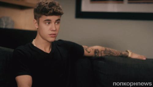 Джастин Бибер  в клипе начинающей певицы