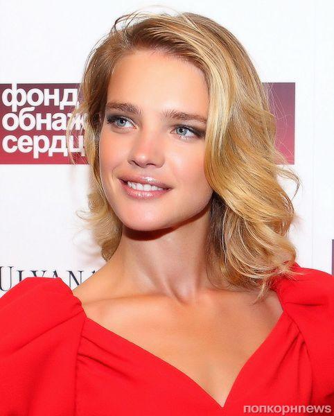 Наталья Водянова призналась, что сидит на диете уже 10 лет