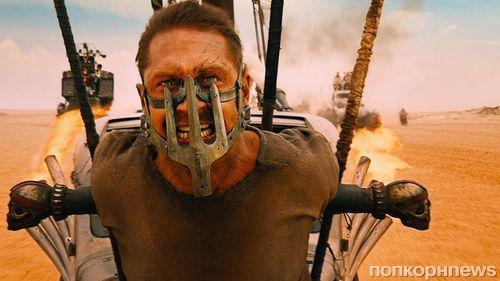 «Безумный Макс: Дорога ярости» - лучший фильм 2015 года по версии кинокритиков