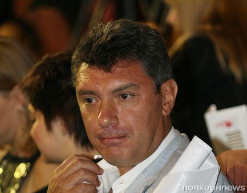 Ксения Собчак попрощалась с Борисом Немцовым в социальных сетях