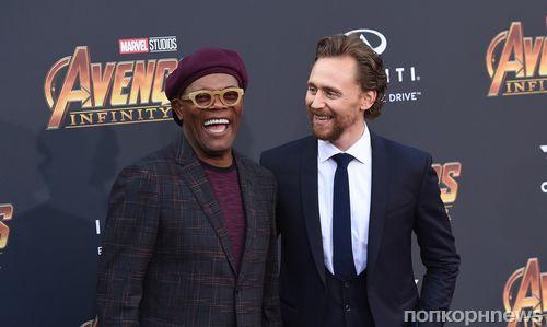 Все звезды Marvel собрались на премьере «Мстителей: Война бесконечности» в Голливуде