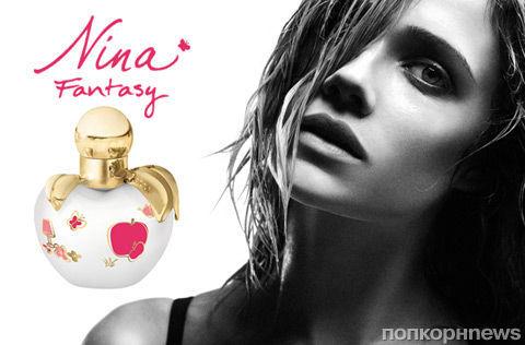 Nina Ricci выпускает лимитированный аромат Nina Fantasy