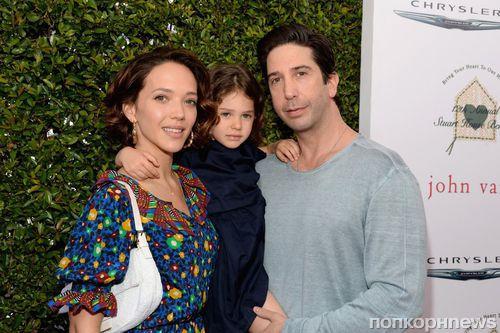 Звезда «Друзей» Дэвид Швиммер разошелся с женой после почти 7 лет брака