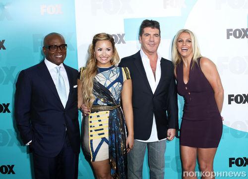 Звезды на мероприятии FOX Upfront 2012