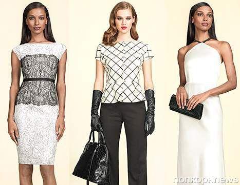 Модная коллекция по мотивам сериала «Скандал»