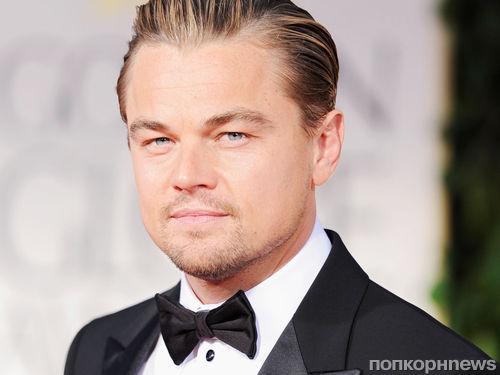 Леонардо ДиКаприо вошел в топ-10 самых влиятельных людей индустрии развлечений