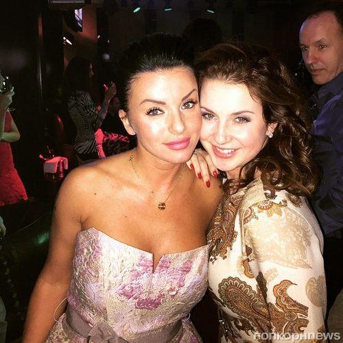 Юля Волкова отметила свой день рождения звездной вечеринкой