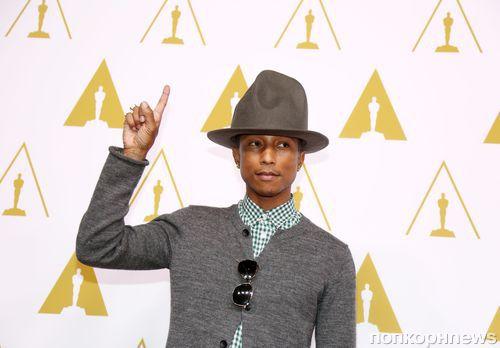 Фаррелл Уильямс выставил шляпу на аукцион
