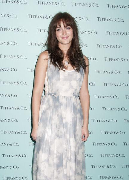 Лейтон Мистер на мероприятии Tiffany & Co в рамках Недели моды в Нью-Йорке