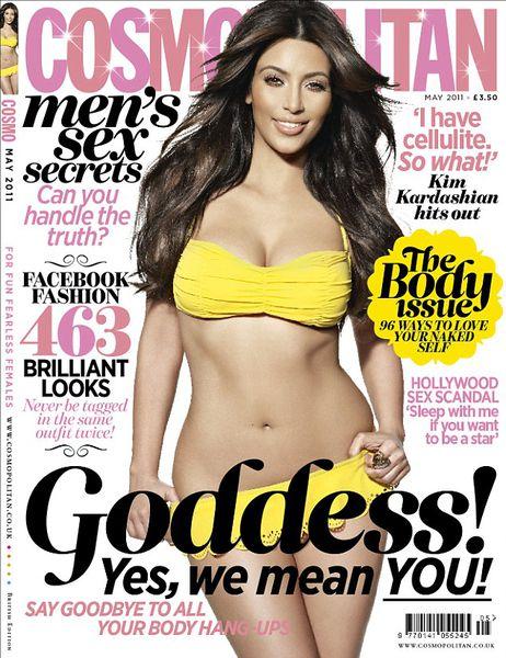��� ��������� � ������� Cosmopolitan ��������������. ��� 2011