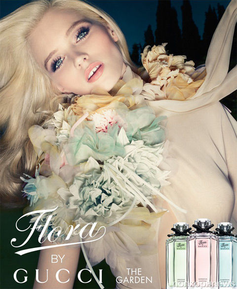 Flora by Gucci Garden: новая парфюмерная коллекция от Gucci
