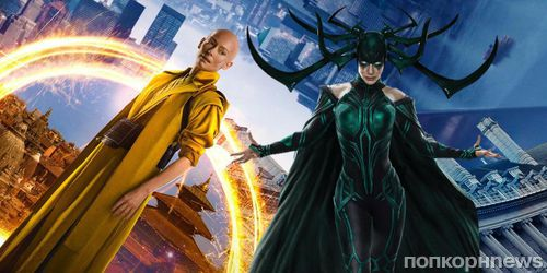 Марк Руффало намекнул на возвращение Кейт Бланшетт и Тильды Суинтон в «Мстителях: Война бесконечности»