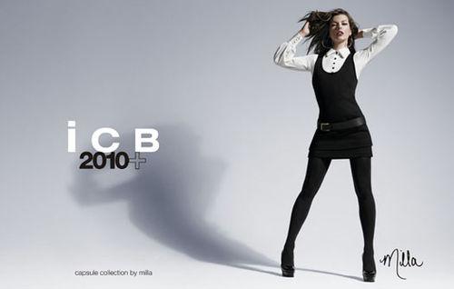 Милла Йовович для  iCB 2010