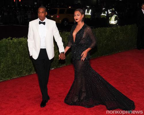 Бейонсе и Jay Z вновь обменялись свадебными клятвами