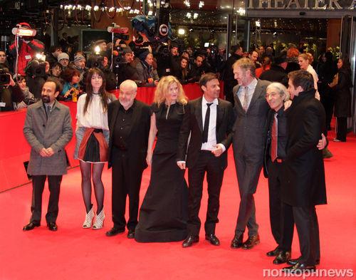 """Фотоколл и премьера фильма """"Прощай, моя королева"""" на Берлинском кинофестивале"""