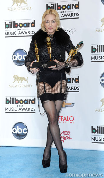 Звезды на церемонии Billboard Music Awards 2013