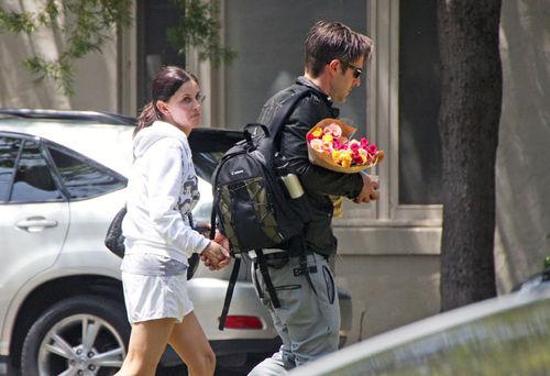 Кортни Кокс и Дэвид Аркетт: больше, чем дружеские отношения?
